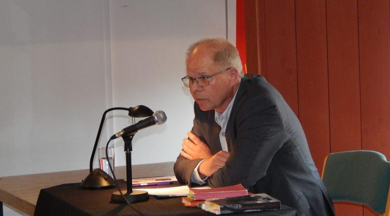 Uwe- Johnson-Abend mit Rainer Paasch-Beeck